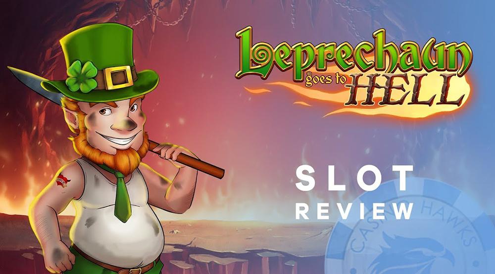 Leprechaun goes to Hell